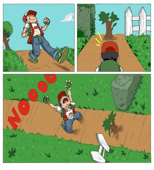 alberi pokemon
