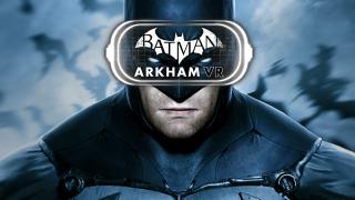 Batman PSVR